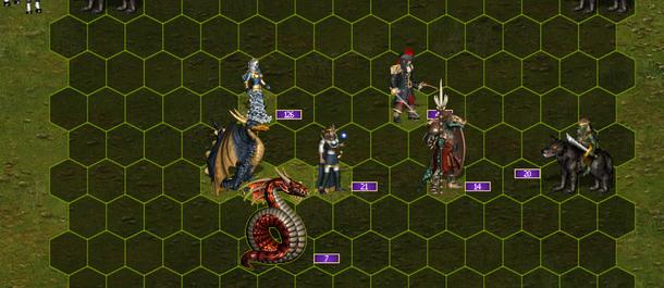 Чем больше этих существ  погибнет в бою, тем сильнее будут оставшиеся юниты в отряде. О ком речь?