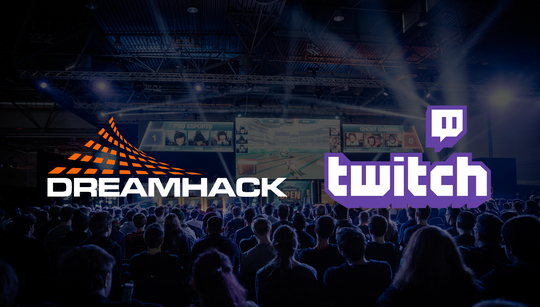 DreamHack's iconic partnership with Twitch extended in multi-year deal