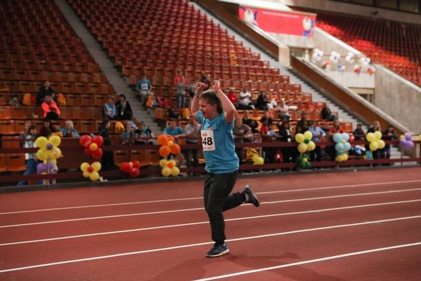 Захар Овсянников — участник VIII Всемирных детских игр победителей