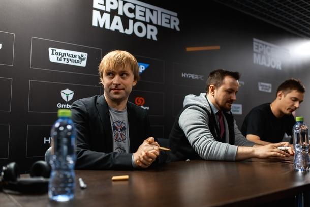 Ярослав NS Кузнецов. Источник: EPICENTER