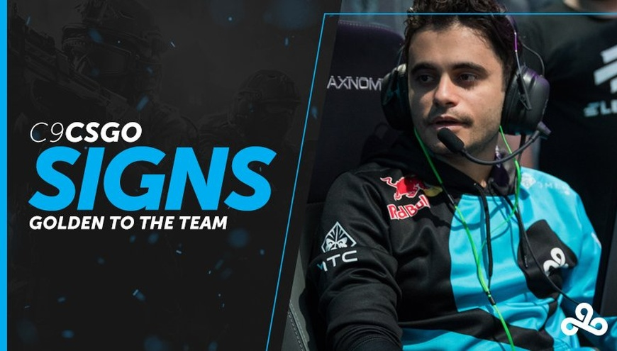 Cloud9 confirms Golden as permanent member of roster
