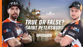 Правда или вымысел? TaZ и pashaBiceps изучают Санкт-Петербург