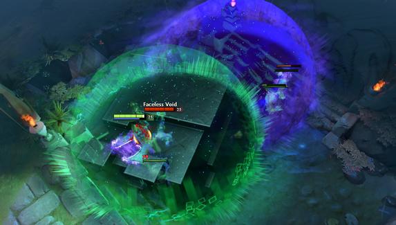 Обзор арканы на Rubick. Раскрасим Dota 2 в зеленый цвет!