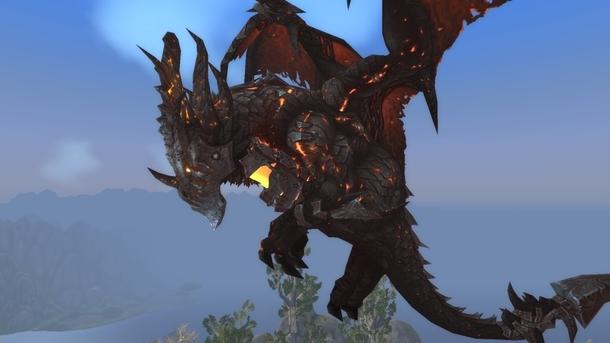 Смертокрыл | World of Warcraft