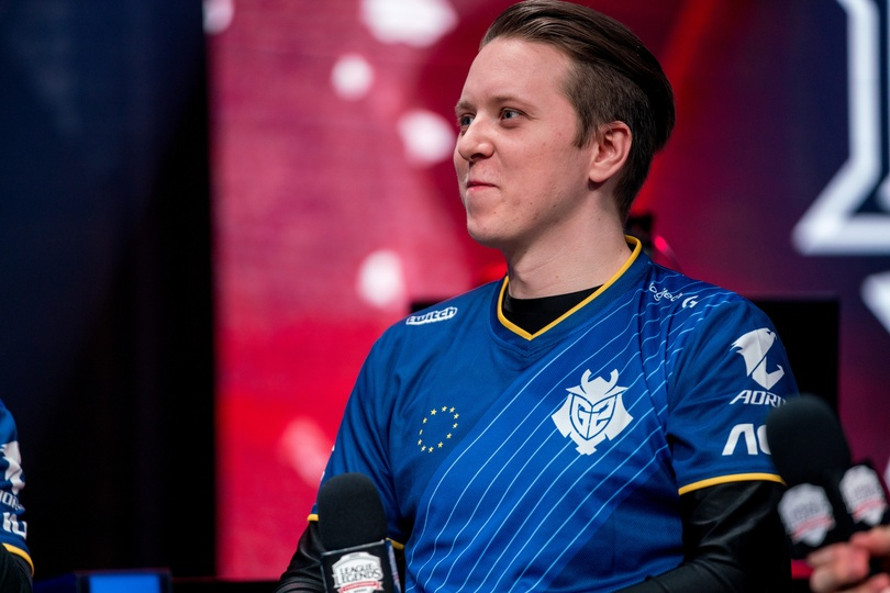 """Hjarnan: """"As long as we do well at Worlds, nobody will care we didn't make the LCS finals."""""""