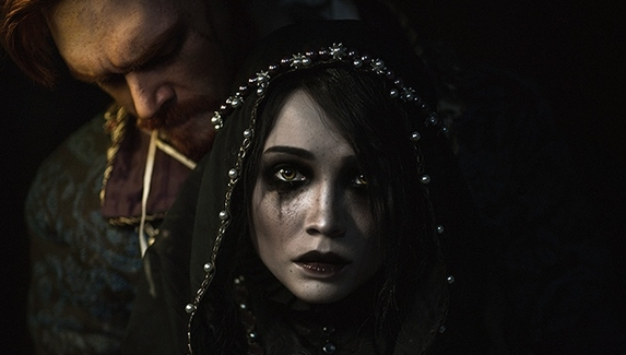 Боль семьи фон Эверек — косплей по The Witcher3
