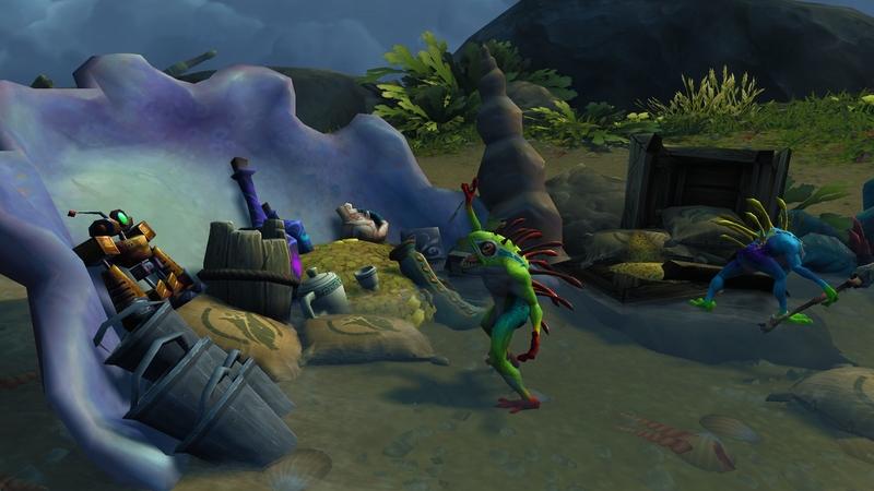 Скриншот World of Warcraft: Shadowlands