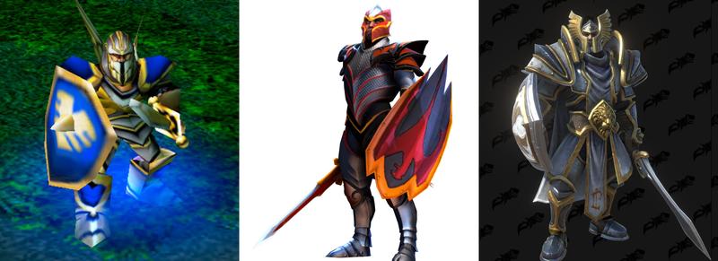 Dragon Knight. Источник: imgur.com
