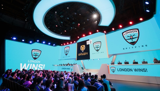Seoul Dynasty allegedly block London Spitfire from visiting fans
