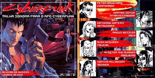 Настольная игра Cyberpunk
