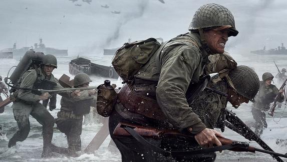 Инсайдер: следующая Call of Duty будет посвящена Второй мировой войне