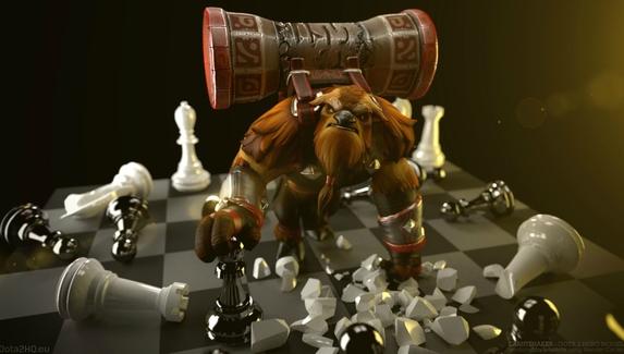 Обновление с Боевым пропуском сломало кастомные игры в Dota 2