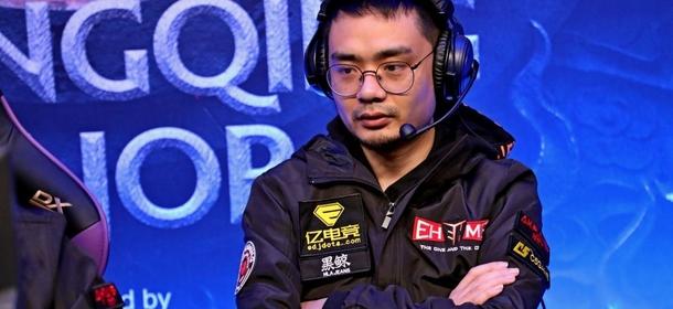 Тренер EHOME xiao8 играл групповой этап вместо ASD — мидер не успел вовремя получить разрешение на въезд в Макао