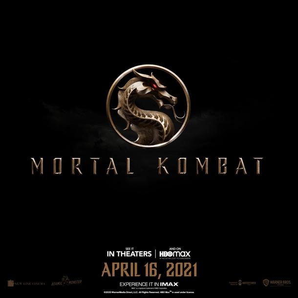 Новый постер экранизации Mortal Kombat 2021 года. Источник: twitter.com/MKMovie