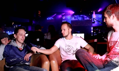 DreamHack Moscow 2014: Интервью с LiveZerg