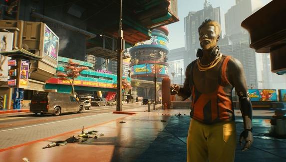 Cyberpunk 2077 вернулась в PlayStation Store по сниженной цене
