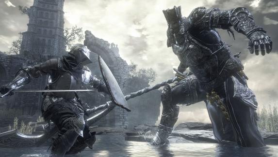 Стримерша прошла Dark Souls III с помощью танцевального контроллера