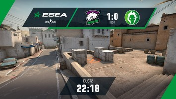 After two overtimes Virtus.pro wins against Fragster