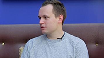 Роман Дворянкин дал интервью комментатору «Матч ТВ»