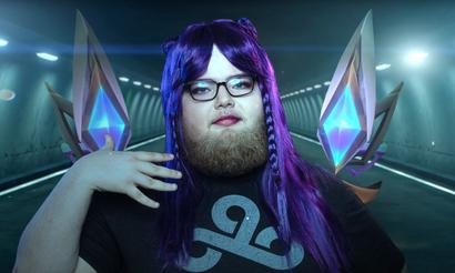 Игроки Cloud9 по LoL сделали мейкап в стиле группы K/DA