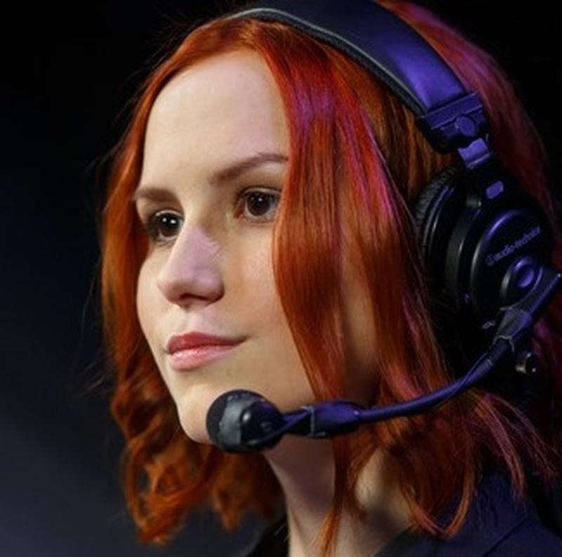 Дария Eiritel Морозова, комментатор RuHub