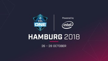 Virtus.pro to play in ESL One Hamburg 2018