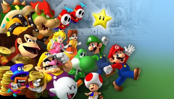 Выручка рынка видеоигр в США за год уменьшилась более чем на $90миллионов