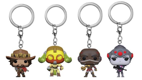 Funko выпустит новую серию игрушек по Overwatch