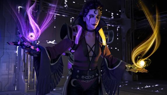 «Мастерская дьявола» — фантастический косплей на Мойру из Overwatch
