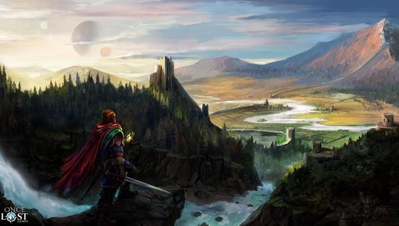 Авторы первых The Elder Scrolls рассказали о своей новой RPG