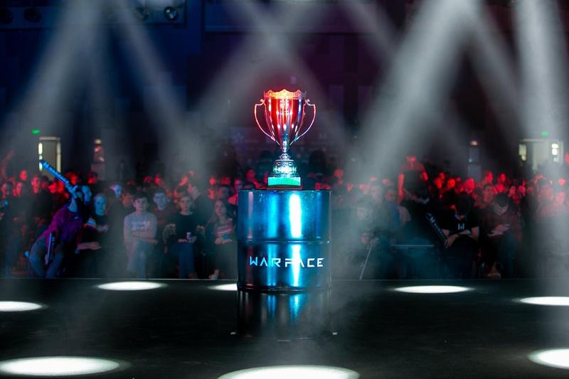 Кубок Warface Open Cup 14