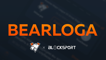 Virtus.pro will launch a fan app Bearloga on the Blocksport platform