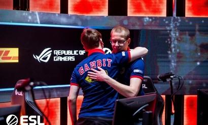 Матчи Gambit Esports попали в топ-5 популярных встреч среди русскоязычных зрителей ESL One Birmingham 2019