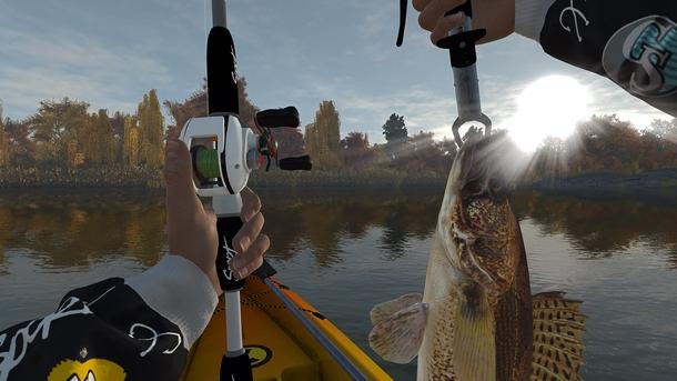 Screenshot from Fishing Planet