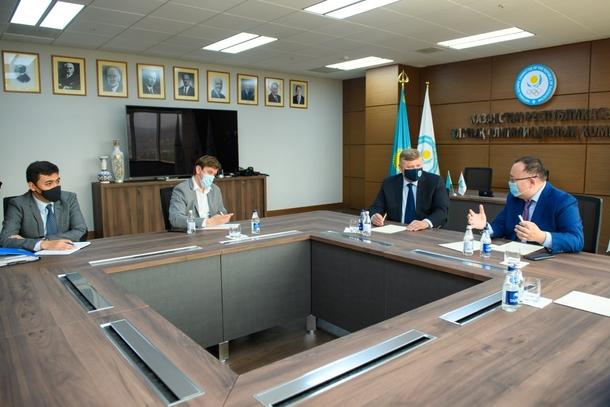 Если что, киберспорт в Казахстане - официальный вид спорта, который поддерживается Национальным Олимпийским Комитетом