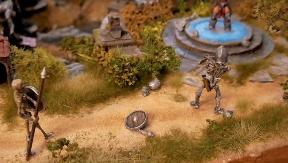 Российский моделист воссоздал локацию из Diablo 3