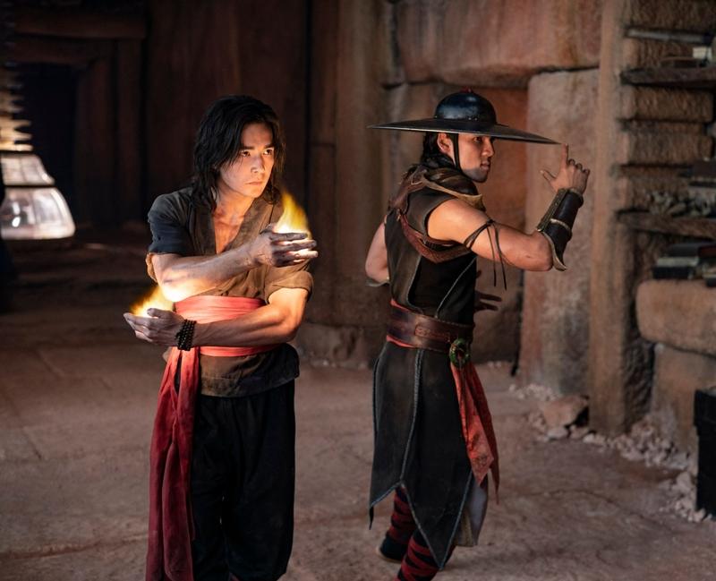Кадр из фильма «Смертельная битва»