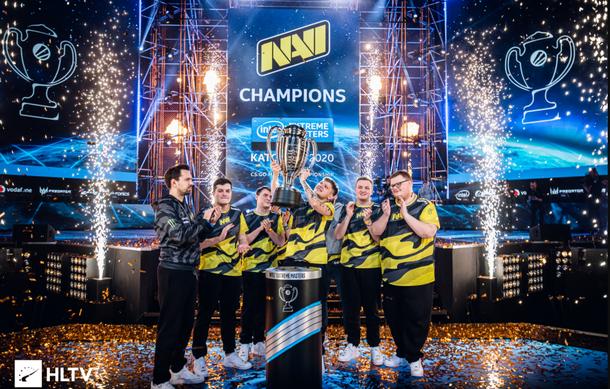 NAVI поднимают кубок на IEM Katowice 2019 — последнем крупном ЛАН-турнире на данный момент