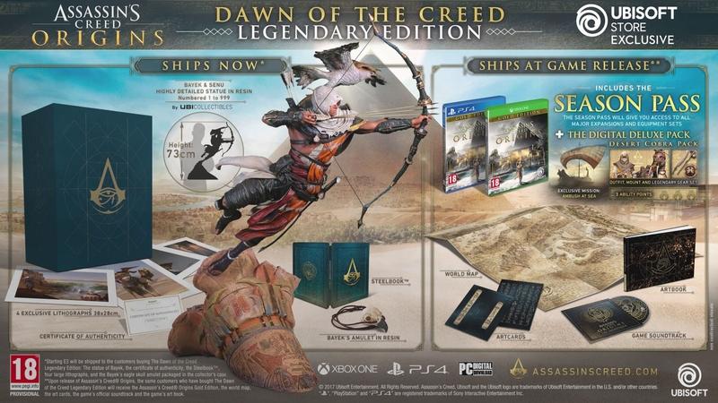 Байек из Assassin's Creed Origins
