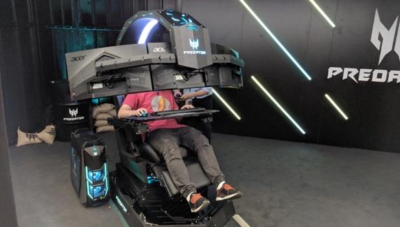 NVIDIA борется с утечками, Acer создала «геймерский трон». Главные новости про железо за неделю