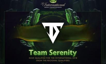 Драфты Team Serenity на квалификации TI8 проходили с компьютеров трех разных игроков [Обновлено]