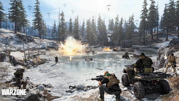 Call of Duty: Warzone получила поддержку 120FPS на PS5