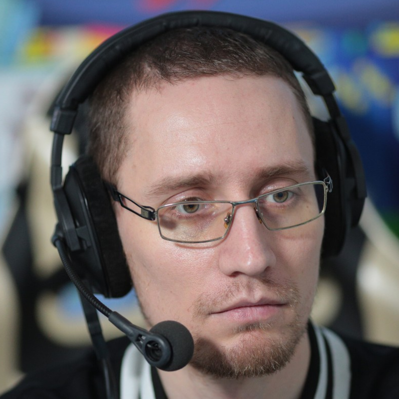 Владислав kaby Перчик, комментатор и организатор турниров по StarCraft II