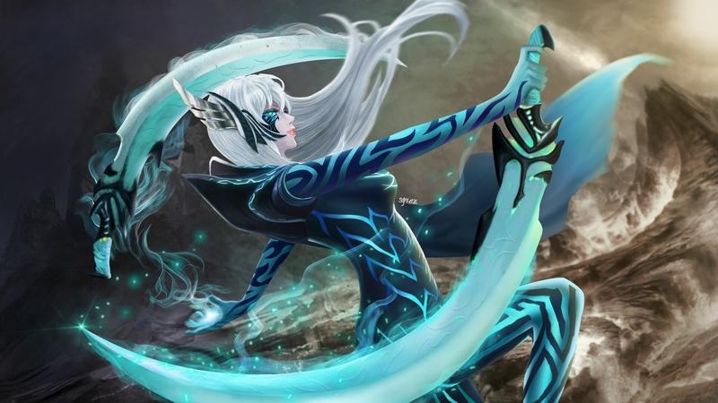 Phantom Assassin от Sprez