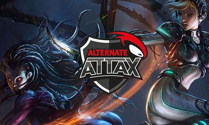 Team ALTERNATE возвращаются с новым составом