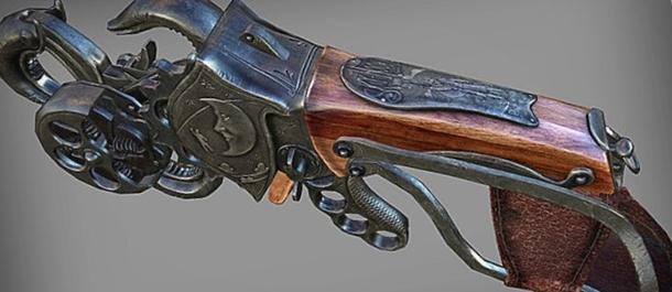 Оружие должно быть не только смертоносным, но и красивым. Кто же знает толк в стиле (и эффектном убийстве врагов)?