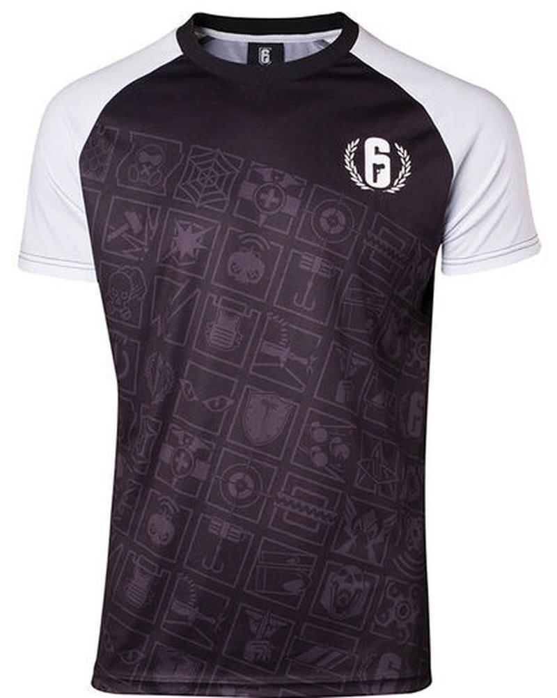 Футболка Rainbow Six: E-Sport Team Jersey Men's T-Shirt. Источник: Ubisoft