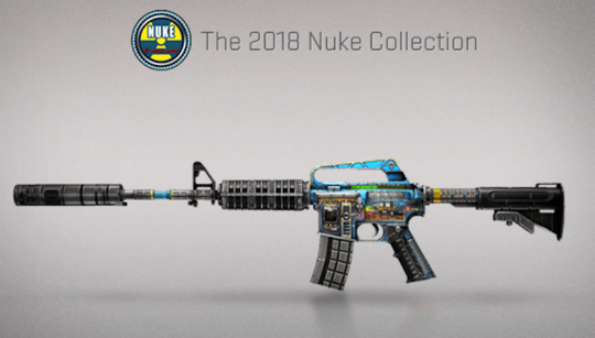 How to get new weapon collections for Inferno, Nuke souvenir crates during FACEIT Major