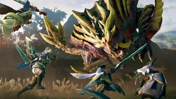 Стала известна дата выхода полной и демоверсии Monster Hunter Rise на ПК