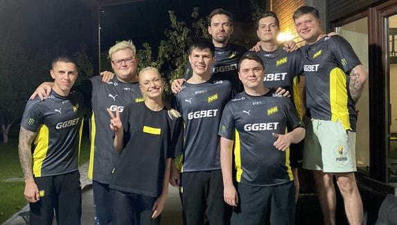 Разработчики CS:GO поздравили Natus Vincere с победой в Intel Grand Slam